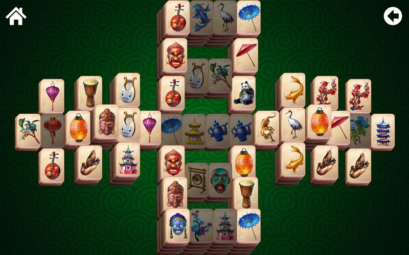 Mahjong Solitaire Epic Screenshot