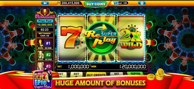 Kostenlose casino slot spiele online