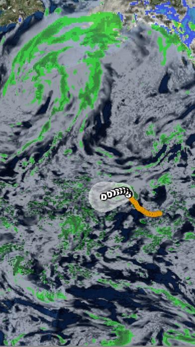 Pacific Hurricane Trackerのおすすめ画像2