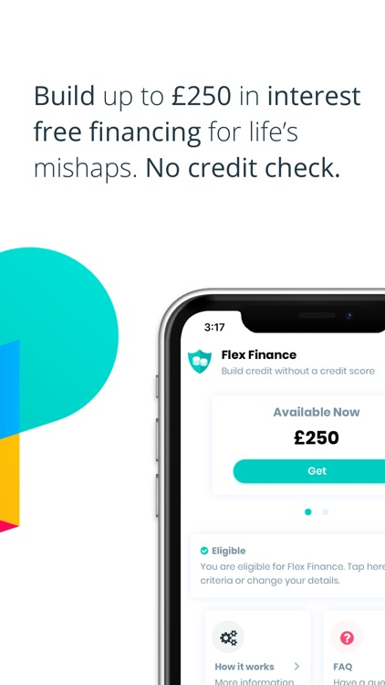 Portify - Build Credit & Save