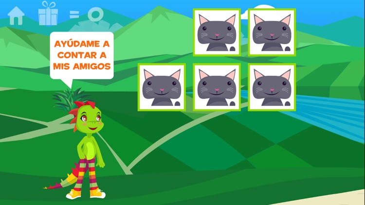 Play & Learn Spanish - Farm screenshot-4