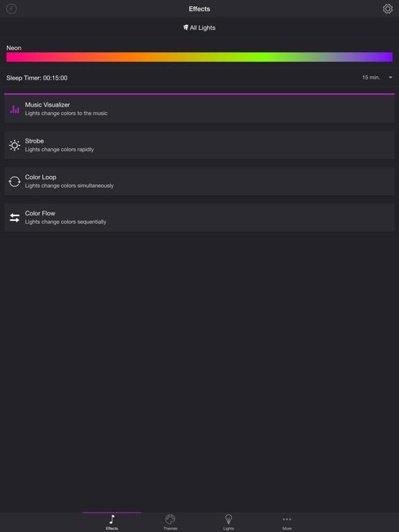 Soundstorm for Hue   App Price Drops