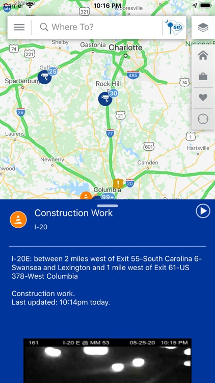 511 South Carolina Traffic screenshot-3