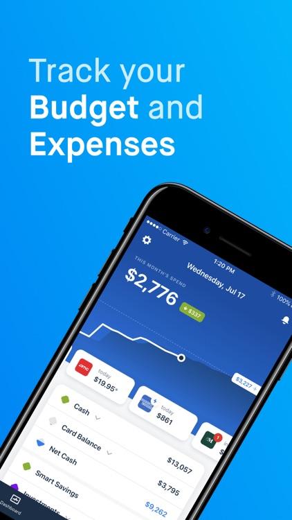Truebill Budget & Bill Tracker screenshot-0