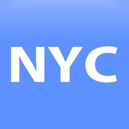 New York travel map guide 2020