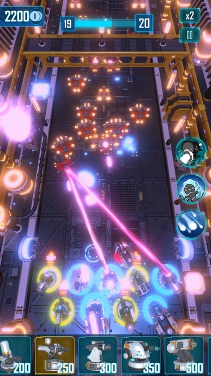 Defender War : Tower Defense screenshot-5