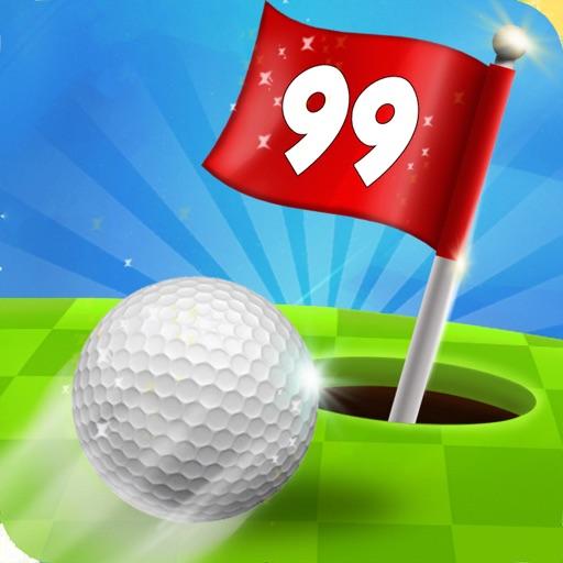 Number Golf: 99 Hole Challenge