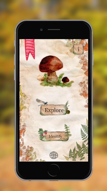 The Mushroom Book PRO screenshot-0