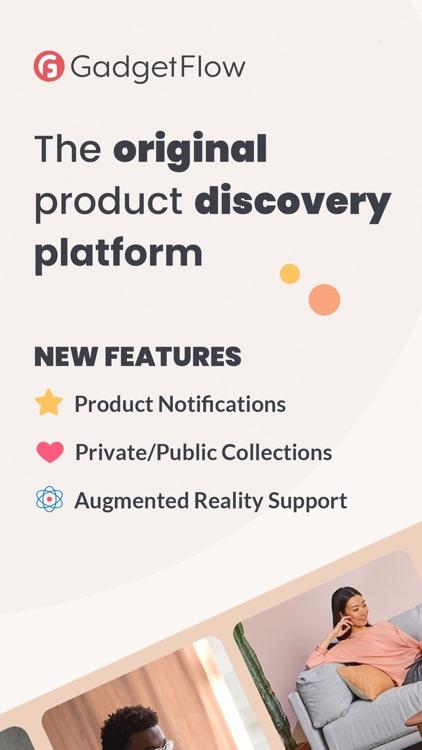 Gadget Flow - Discover & Shop screenshot-0