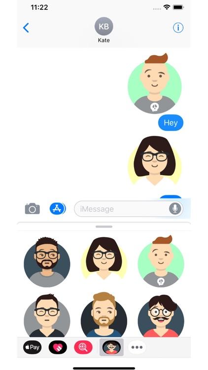 Phimoji: Emoji Stickers screenshot-5