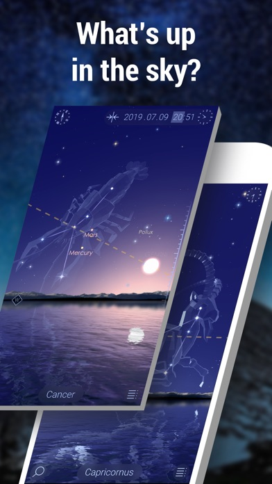 Star Walk 2 - Night Sky Map app image