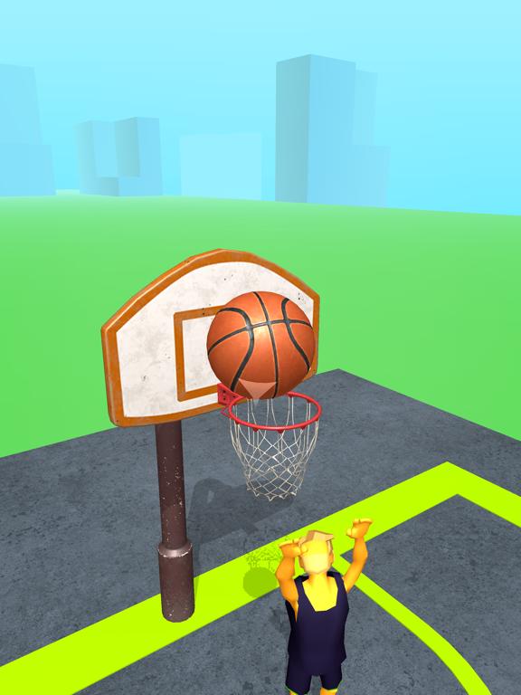 Dribble Hoops screenshot 14