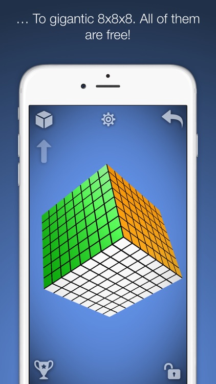 Magic Cube Puzzle 3D screenshot-4