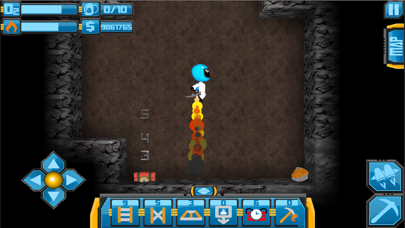 Mars Miner 2 screenshot three