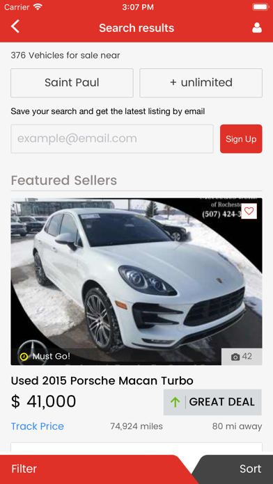 Carsoup Car Shopping By Carsoup Com Ios United States Searchman