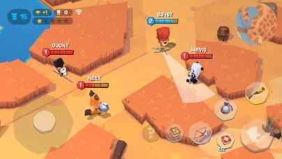 Herunterladen Zooba: Coole Schieß Spiele für Pc