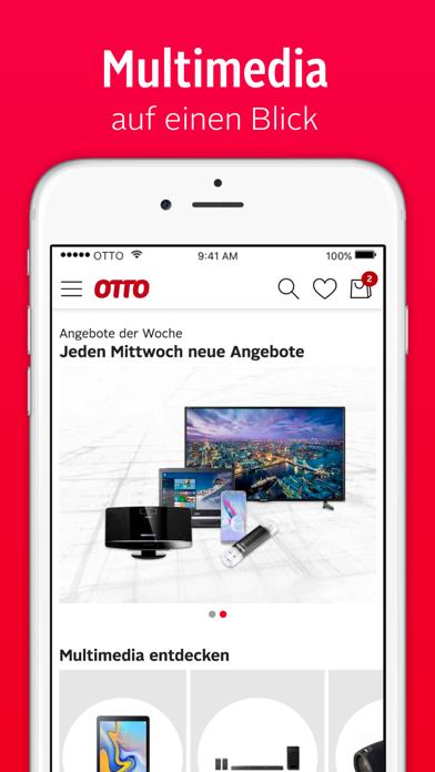 Herunterladen OTTO - Shopping und Möbel für Pc