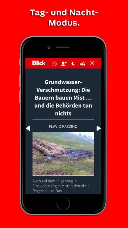 Blick E-Paper screenshot-4