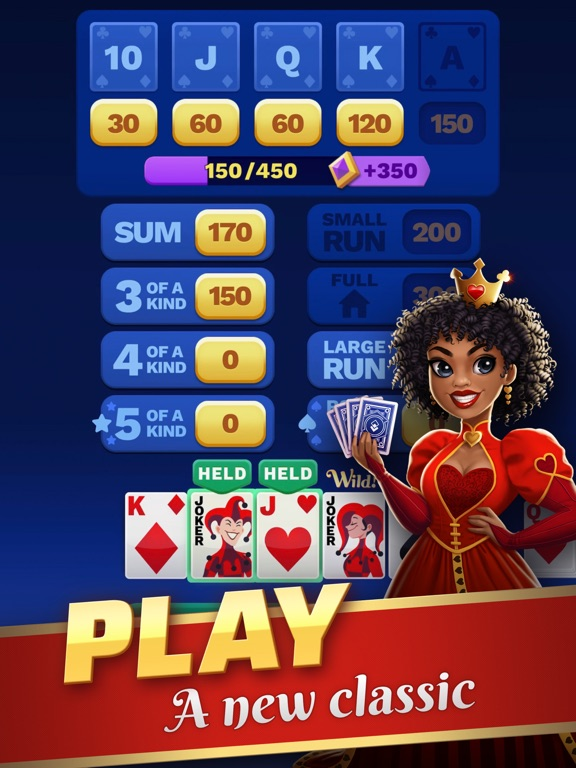 Royal Blitzee: a New Card Game screenshot 7