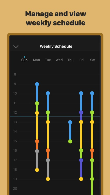 Todo Visual Schedule screenshot-3