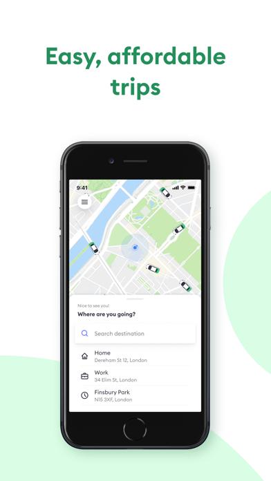Bolt by Taxify OU (iOS, United Kingdom) - SearchMan App Data