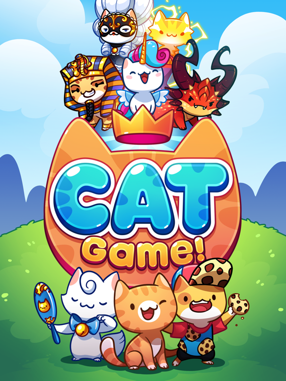 Cat Game - The Cats Collector! screenshot 6