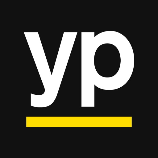 The Real Yellow Pages - YP iOS App