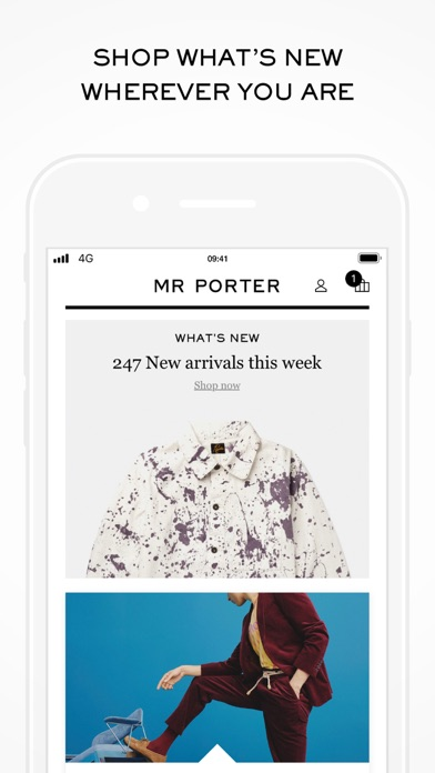 Download MR PORTER | Luxury Fashion for Pc