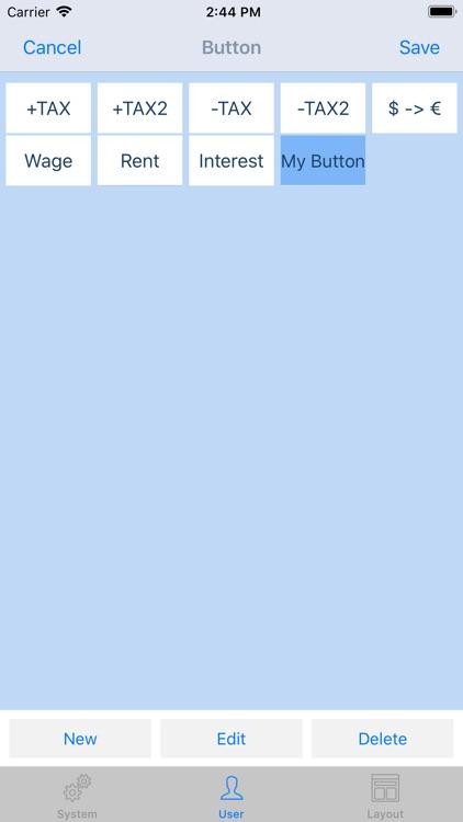 CalcTape Paper Tape Calculator screenshot-3