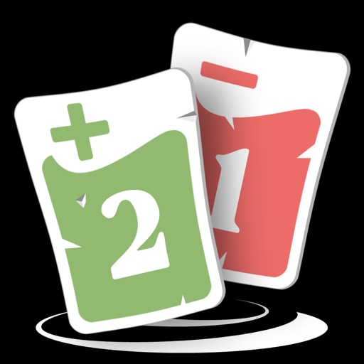 Zone 21 - Math Solitaire icon