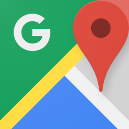 Google Maps app icon - Traffic & Food
