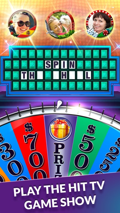 Wheel of Fortune: Show Puzzles screenshot one