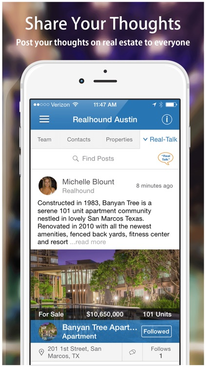 Realhound Real Estate CRM screenshot-3
