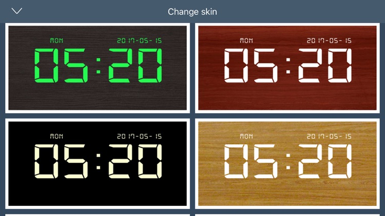 Digital Clock - Big LED Alarm screenshot-5