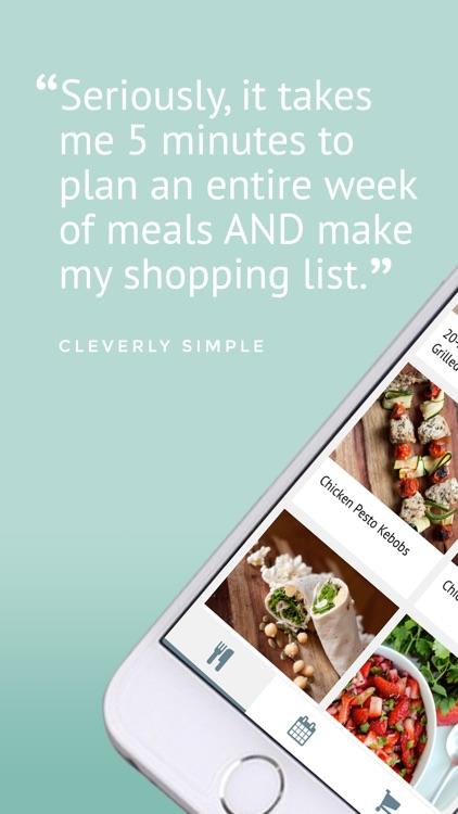 Plan to Eat - Meal Planner screenshot-0