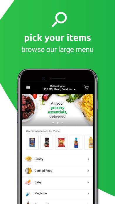 Bottles: Groceries, Delivered screenshot four