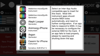Aleph Looper Screenshots