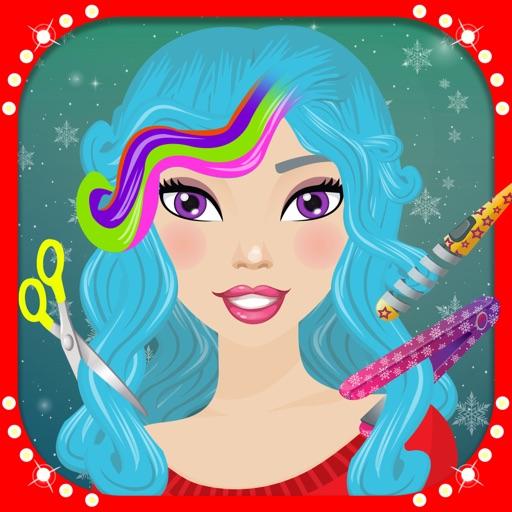 Girls Hair Makeover Spa Salon iOS App