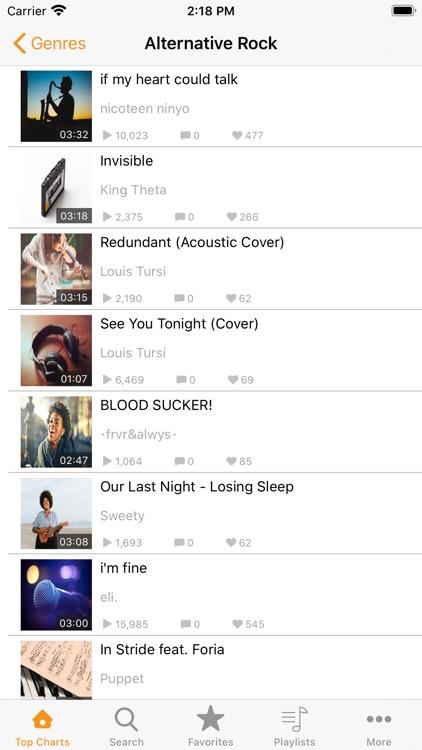 Music X - Best music streaming
