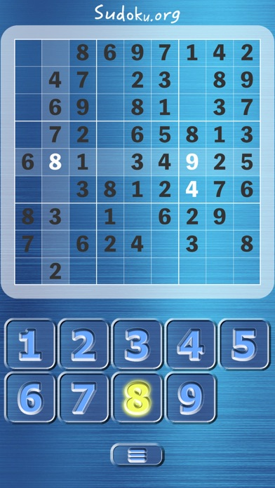 Sudoku.org screenshot 5