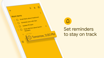 Google Keep - Notes and lists for Windows