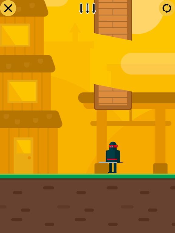 Mr Ninja - Slicey Puzzles screenshot 6