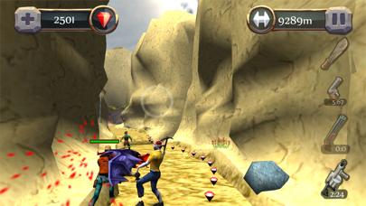 Canyon Hunter Premium screenshot two