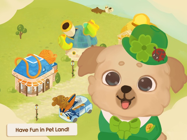 Don-Ay: Pet Land on the App Store