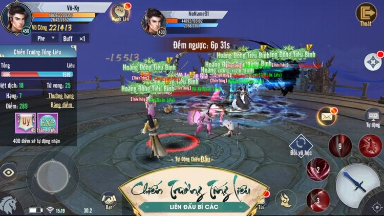 Nhất Mộng Giang Hồ screenshot-4