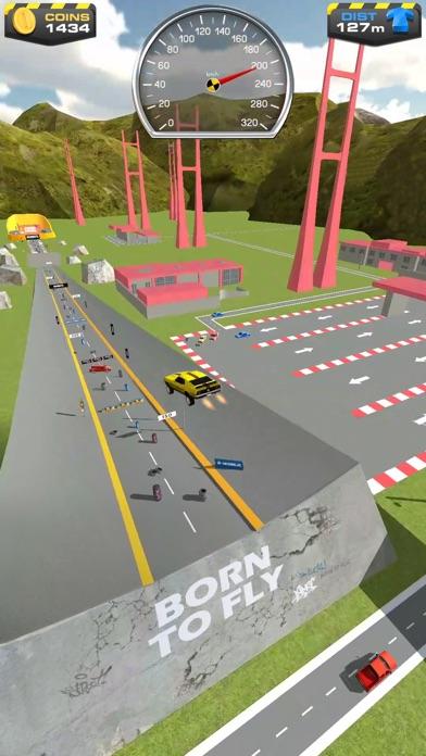 Ramp Car Jumping screenshot 1