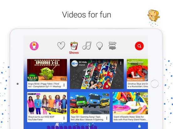 YouTube Kids-ipad-3