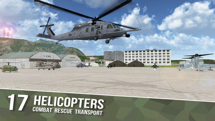 Air Cavalry - Flight Simulator screenshot-0