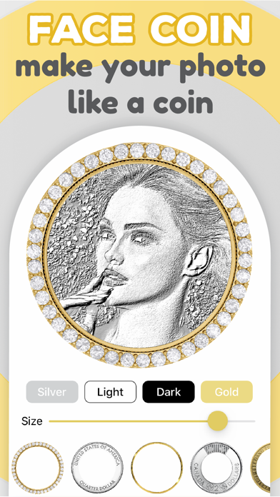 Face Coin – Profile Pic Maker 1
