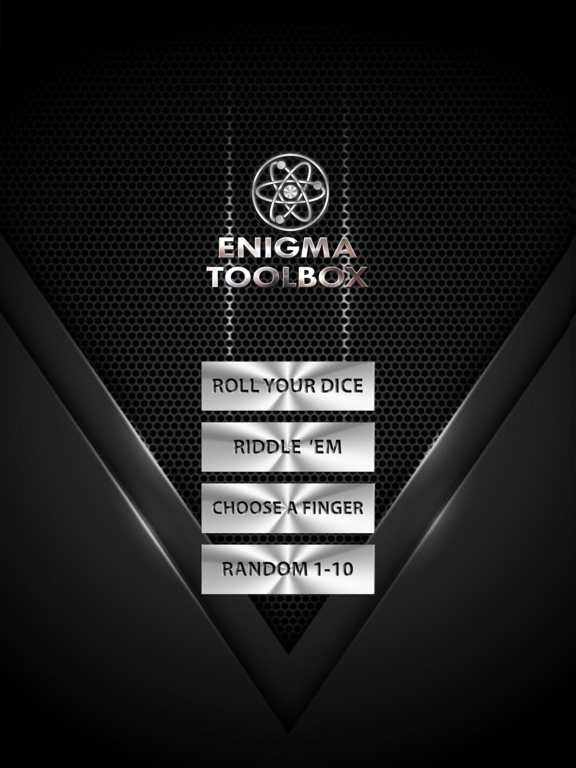 Enigma Toolbox screenshot 3